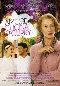 AMORE, CUCINA E CURRY locandina