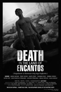 death in the land of encantos locandina film