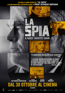 la spia - a most wanted man locandina film