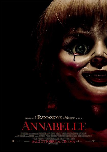 annabelle flowers movie