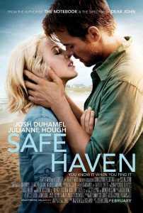 safe haven locandina film
