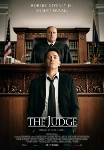 the judge locandina film