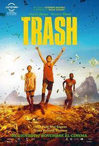 trash locandina film 2014