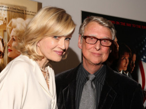 Diane Sawyer e Mike Nichols