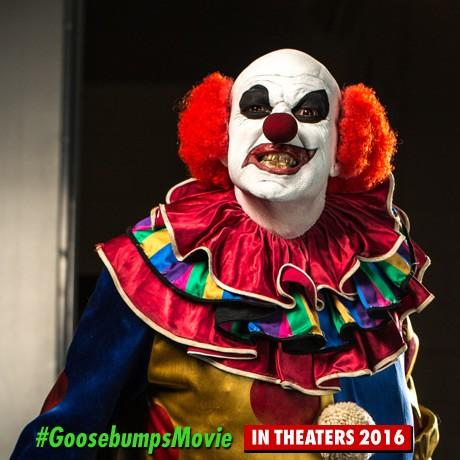 Goosebumps clown 3