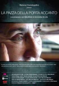 LA PAZZA DELLA PORTA ACCANTO LOCANDINA FILM
