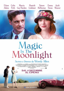 magic in the moonlight locandina film