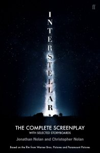 screenplay interstellar