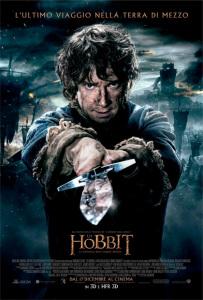 locandina hobbit3