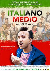 Italiano medio - Locandina