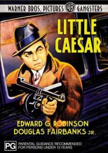 LITTLE CAESAR(DVD67215)