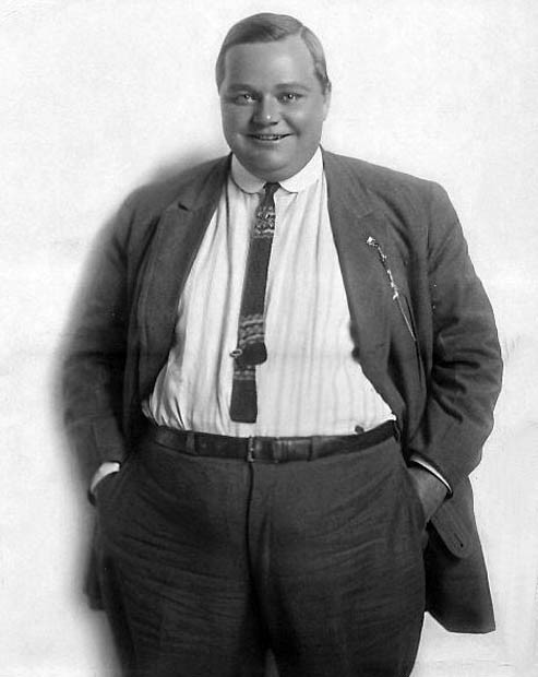 Roscoe arbuckle uno dei primi divi di hollywood - Altezza divi di hollywood ...