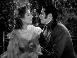 Greer Garson e Laurence Olivier