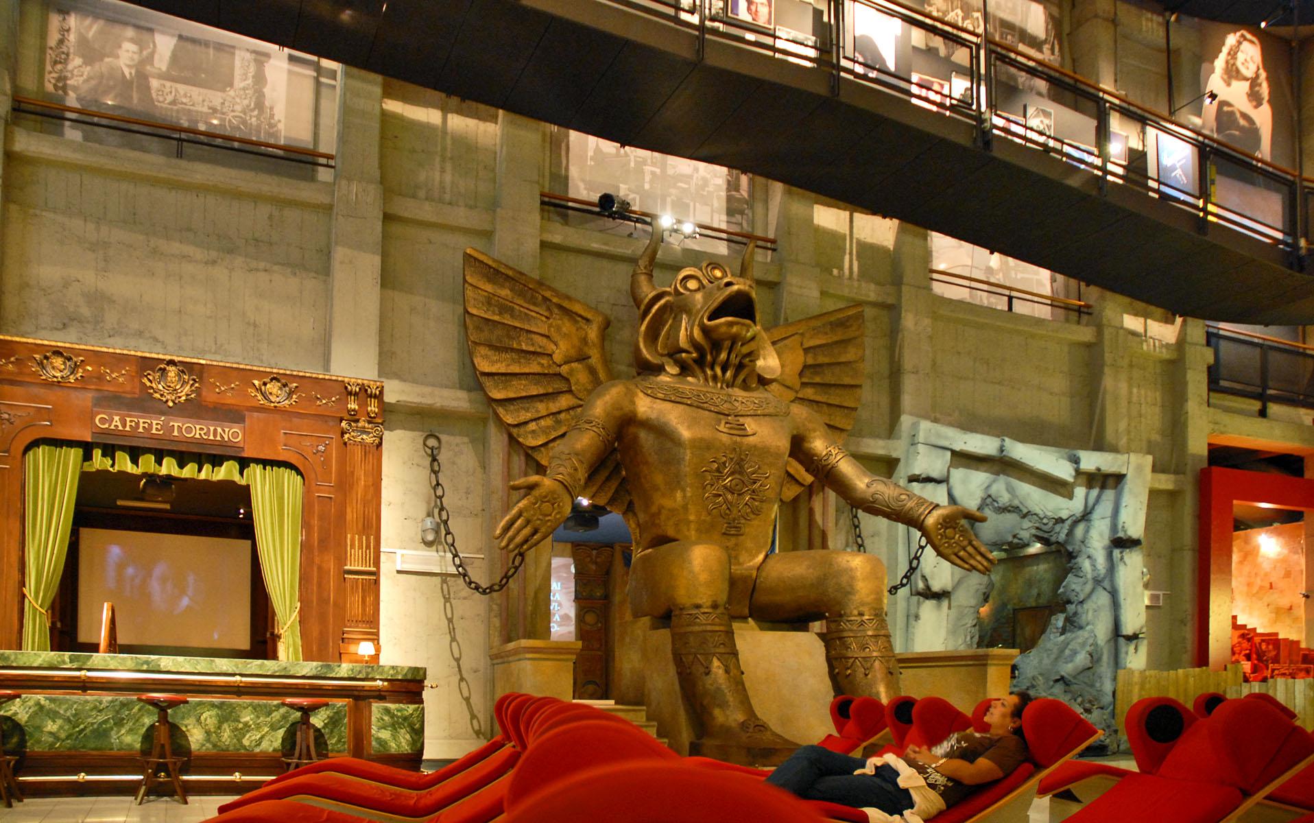 Le musée du cinéma (Turin)