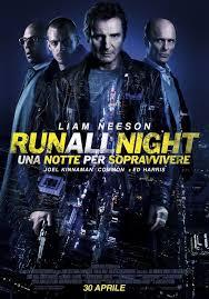 run all night poster