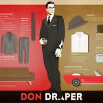 1. Don Draper - STYLIGHT