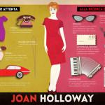 3. Joan Holloway - STYLIGHT