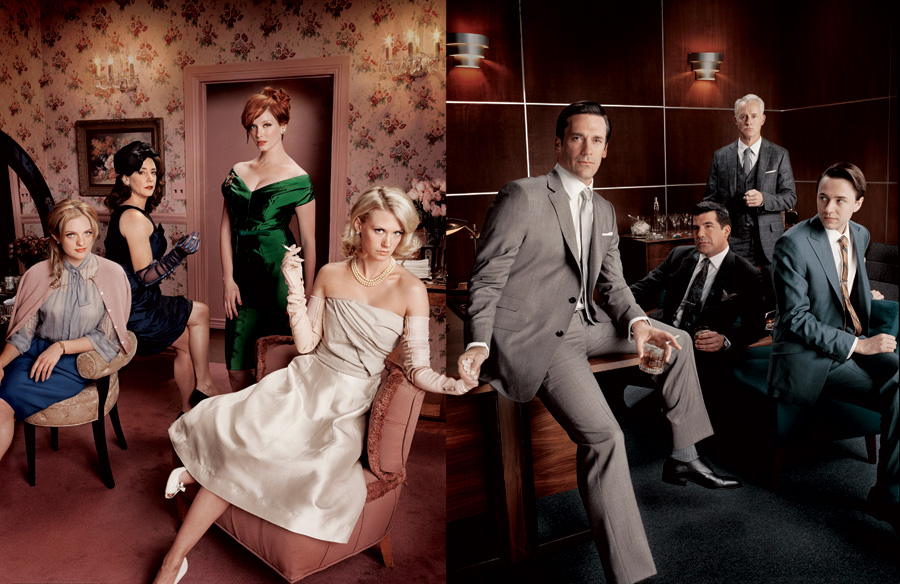 Cast Mad men