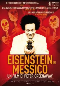 Eisenstein in messico poster