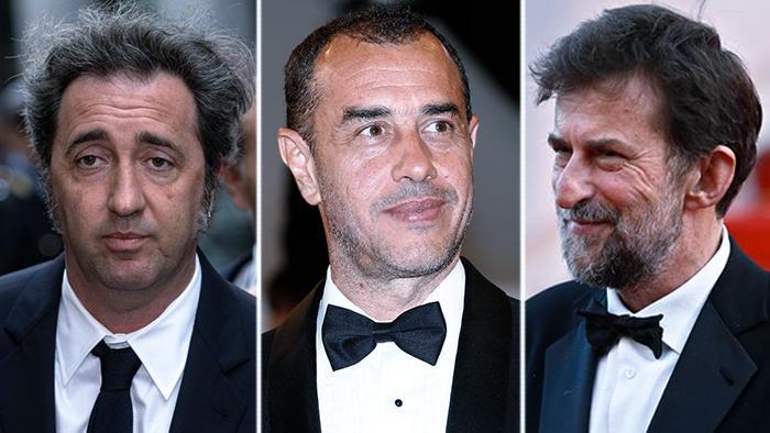 Italiani a Cannes