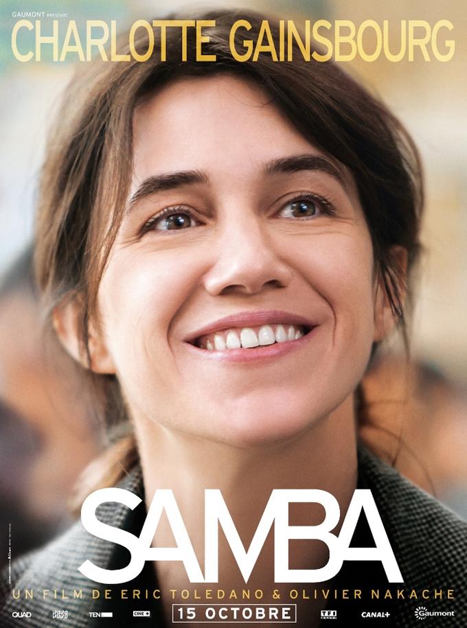 Locandina del film Samba
