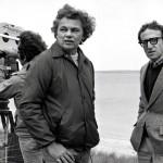 Gordon Willis e Woody Allen sul set