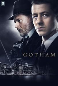 gotham poster stagione 1