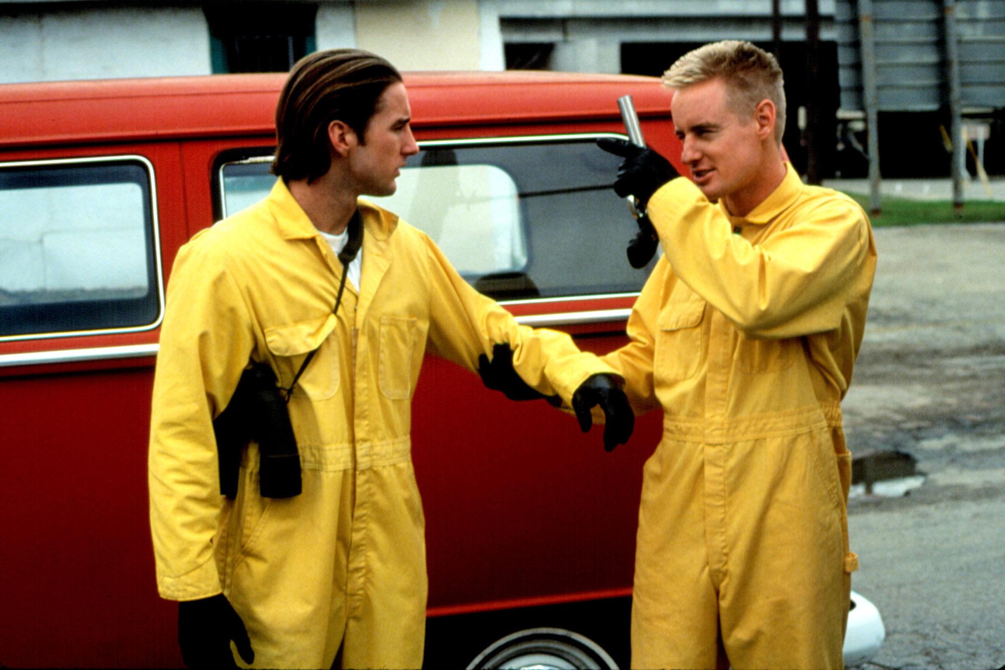 Luke  e Owen Wilson