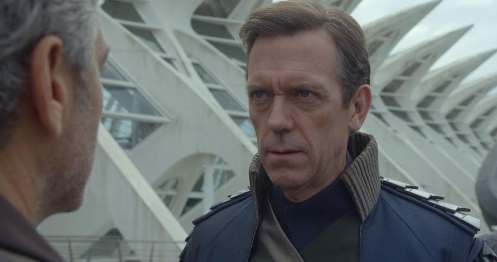 Hugh Laurie interpreta David Nix.