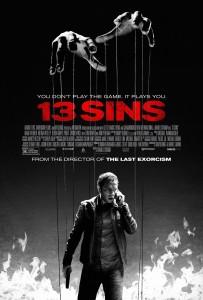 13 Sins locandina