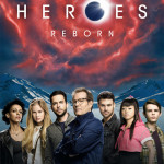 Poster ufficiale di Heroes Reborn.