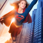 Poster ufficiale di Supergirl