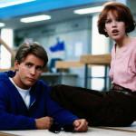 Emilio Estevez e Molly Ringwald sono Andrew e Claire