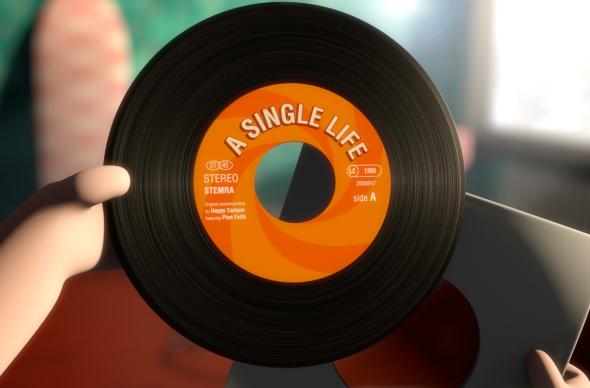 A SINGLE LIFE