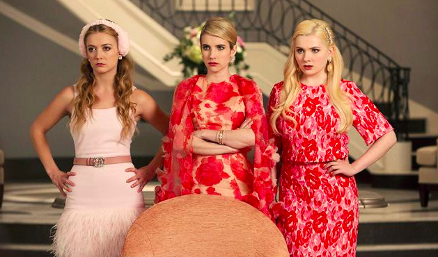 scream queens pilot