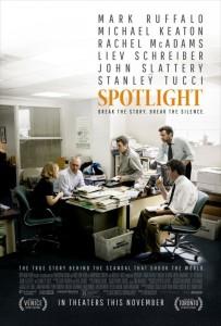 spotlight locandina