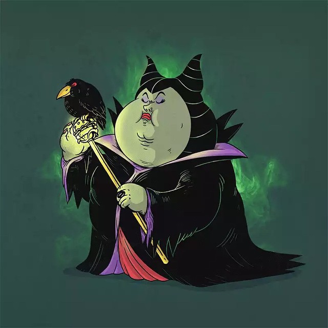 Alex Solis Maleficent