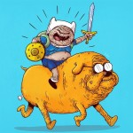 Alex Solis Adventure time