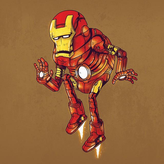 Alex Solis Iron Man
