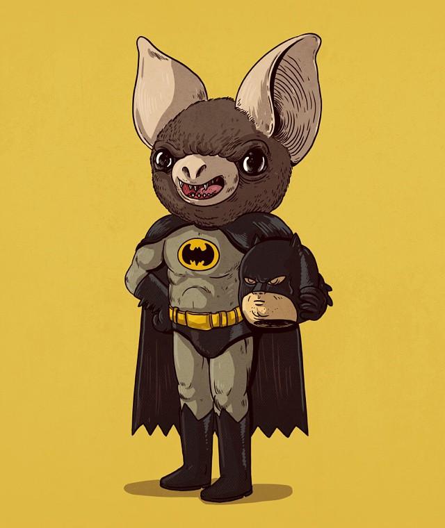 Alex Solis Batman