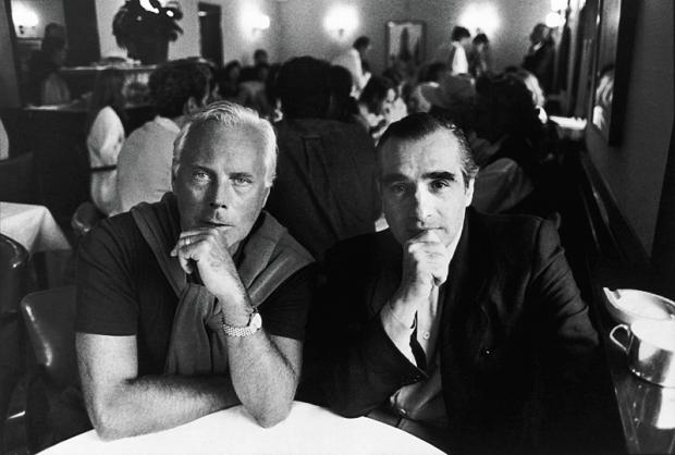 Armani e Scorsese