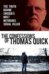 The Confessions of Thomas Quick poster