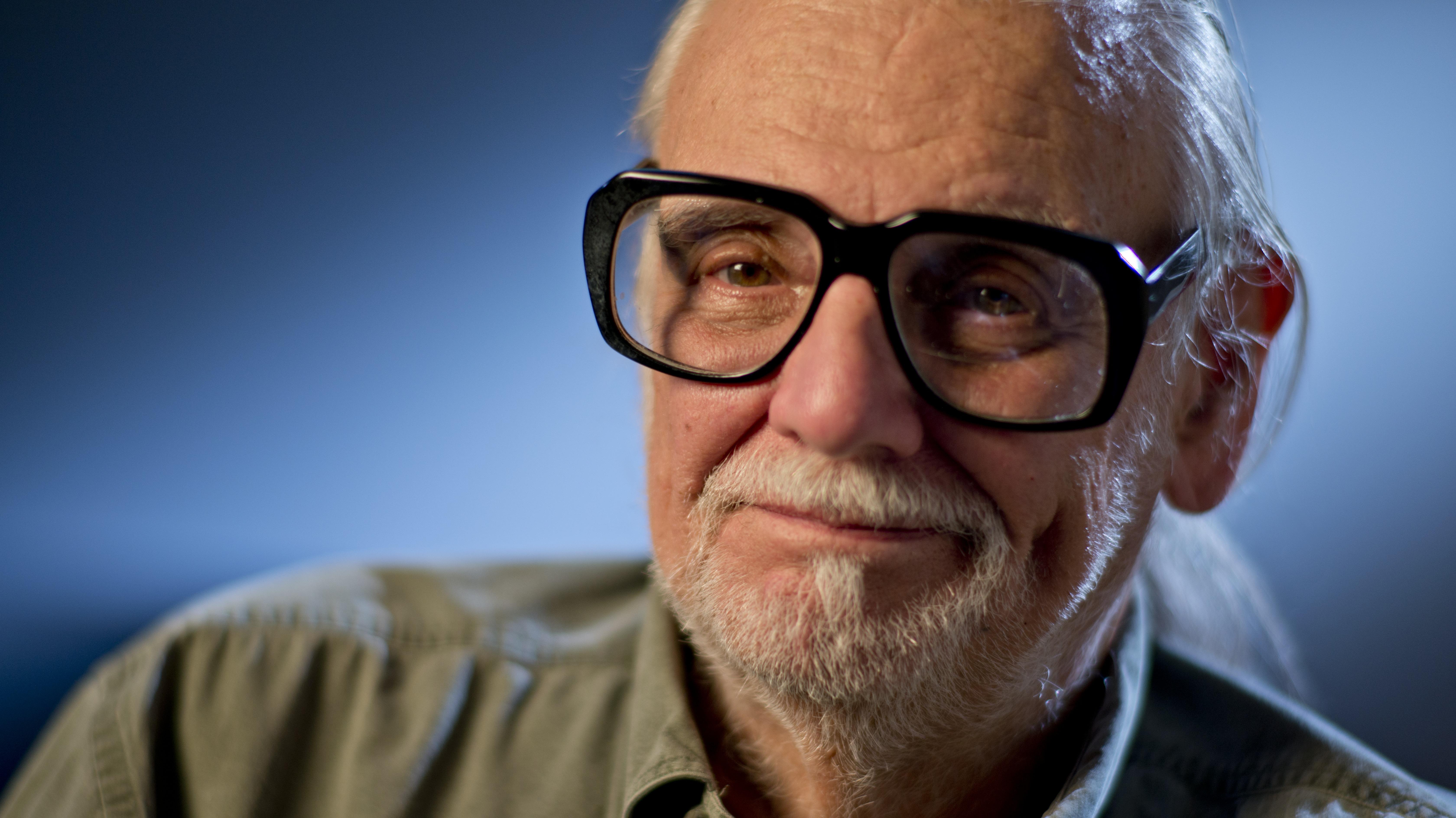 George Romero al Lucca Film Festival