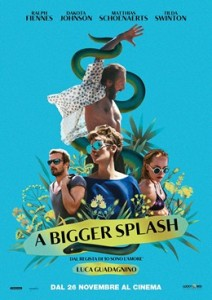 Locadina A Bigger Splash