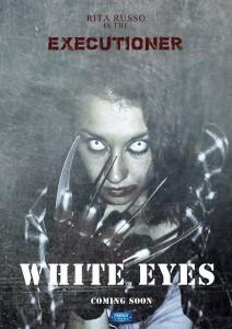White Eyes poster
