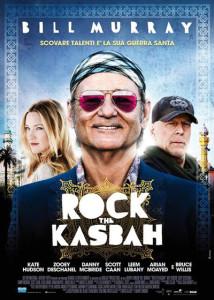 rock the kasbah locandina