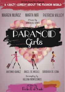 poster paranoid girls