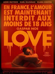 Love in 3D di Gaspar Noè