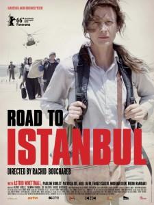 La route d'Istanbul locandina