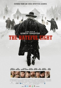 The Hateful Eight locandina
